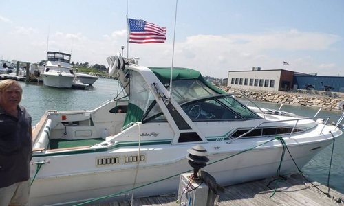 Image of Sea Ray 300 Sundancer for sale in United States of America for $14,495 (£11,093) Winthrop, Massachusetts, United States of America