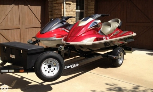 Image of Yamaha FX Cruiser (2) - 2008 & 2004 Jet Skis for sale in United States of America for $12,500 (£9,410) Westlake, Texas, United States of America
