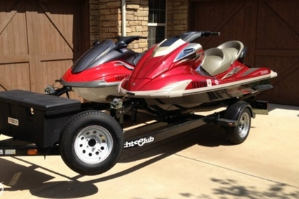 Yamaha FX Cruiser (2) - 2008 & 2004 Jet Skis for sale in United States of America for $12,500 (£8,853)