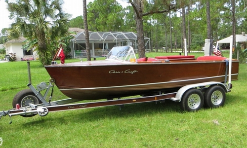Image of Chris-Craft 17 Sportsman for sale in United States of America for $11,000 (£7,874) Jupiter, Florida, United States of America