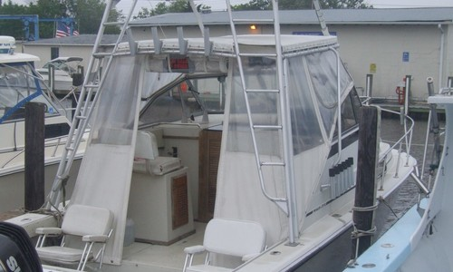Image of Boston Whaler 27 Offshore for sale in United States of America for $34,000 (£24,364) Waretown, New Jersey, United States of America