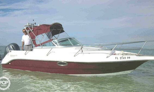Image of Allmand Sea Dreamer 23 WA for sale in United States of America for $56,900 (£41,391) Holiday, Florida, United States of America