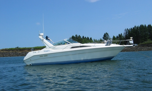 Image of Sea Ray 310 Sundancer for sale in United States of America for $28,000 (£21,219) Scarborough, Maine, United States of America