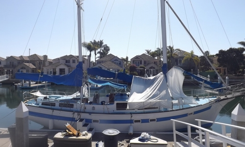 Image of Trader Freeport 41 for sale in United States of America for $90,000 (£64,852) Coronado, California, United States of America