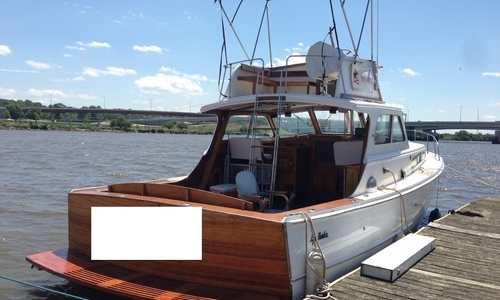 Image of Egg Harbor 37 Express Flybridge for sale in United States of America for $40,000 (£28,562) Washington, District of Columbia, United States of America