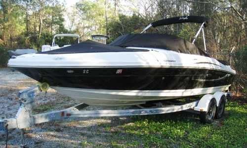 Image of Sea Ray 205 Sport for sale in United States of America for $20,900 (£15,176) Hanahan, South Carolina, United States of America