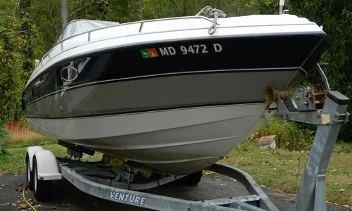 Image of Chaparral 2550 SX for sale in United States of America for $14,500 (£10,518) Chesapeake Beach, Maryland, United States of America