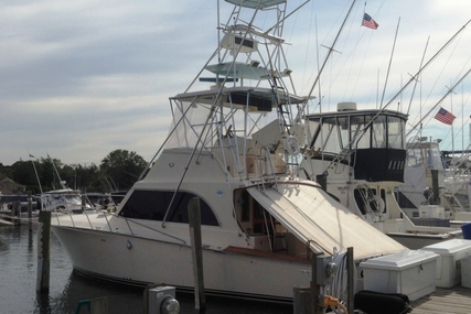 Pace 40 Custom Sport Fisherman for sale in United States of America for $95,000 (£68,401)