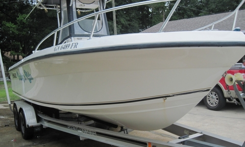 Image of Angler 22 for sale in United States of America for 15.000 $ (10.745 £) Kingsland, Georgia, United States of America