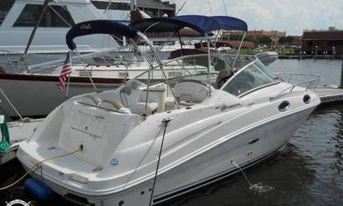 Image of Sea Ray 240 Sundancer for sale in United States of America for $34,500 (£25,026) Slidell, Louisiana, United States of America