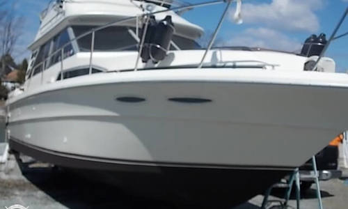 Image of Sea Ray 340 Convertible for sale in United States of America for $14,999 (£11,321) Essex, Maryland, United States of America