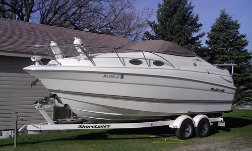 Image of Wellcraft 2400 Martinique for sale in United States of America for $29,500 (£21,285) Ashby, Minnesota, United States of America