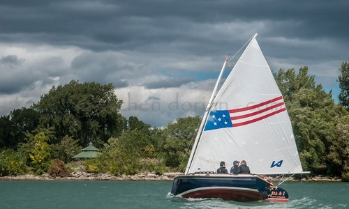 Image of Herreshoff 18 America for sale in United States of America for $28,000 (£20,368) Detroit, Michigan, United States of America