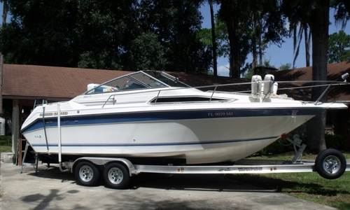 Image of Sea Ray 250 Sundancer for sale in United States of America for $11,500 (£8,280) Lake Panasoffkee, Florida, United States of America