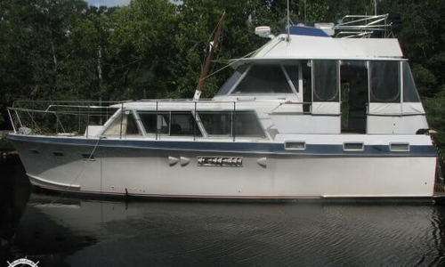 Image of Hatteras 41 DCMY Diesel for sale in United States of America for $25,000 (£17,930) Panama City, Florida, United States of America