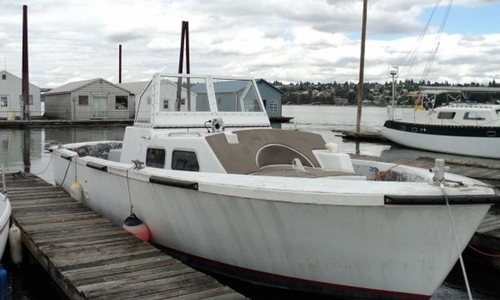 Image of Uniflite 36 LCPL Landing Craft Personnel Boat for sale in United States of America for $18,750 (£14,073) Portland, Oregon, United States of America