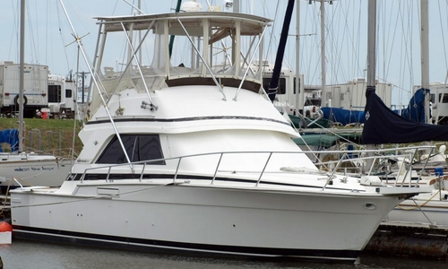 Image of Bertram 37 Sportfisherman for sale in United States of America for $24,000 (£17,137) Palacios, Texas, United States of America
