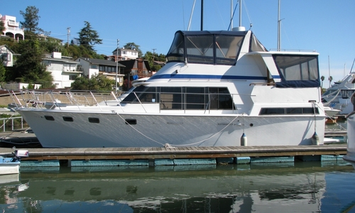 Image of Lien Hwa 42 Motoryacht for sale in United States of America for $110,000 (£83,434) San Rafael, California, United States of America