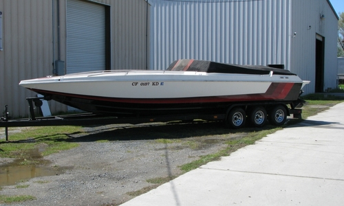 Image of Warlock 28 High Performance for sale in United States of America for $29,999 (£23,096) Bethel Island, California, United States of America