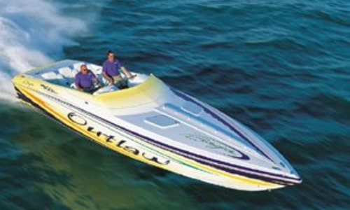Image of Baja 36 Outlaw Poker Run Edition for sale in United States of America for $133,000 (£99,902) Sorrento, Florida, United States of America
