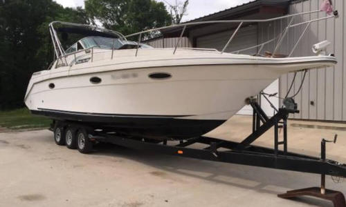 Image of Rinker Fiesta Vee 300 for sale in United States of America for $10,000 (£7,163) Batonrouge, Louisiana, United States of America