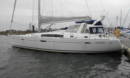 Image of Beneteau Oceanis 50 Family for sale in United Kingdom for £158,500 Poole, United Kingdom