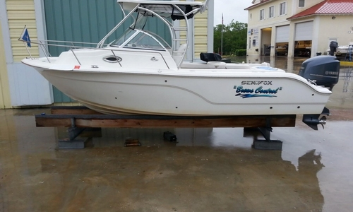 Image of Sea Fox 236 Wa Pro Series for sale in United States of America for $41,500 (£31,449) Naples, Florida, United States of America