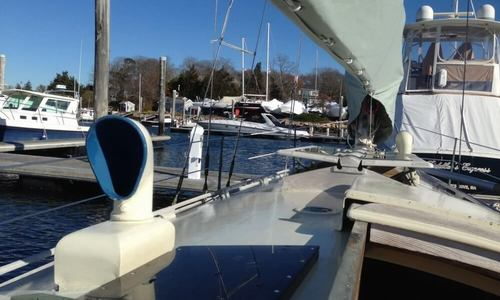 Image of Concordia 41 for sale in United States of America for $79,500 (£59,675) No Falmouth, Massachusetts, United States of America