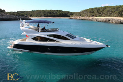 Sunseeker Manhattan 60 for sale in Spain for €695,000 (£622,871)