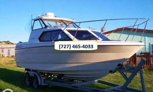 Image of Bayliner 2452 Hardtop for sale in United States of America for $17,500 (£13,241) Moses Lake, Washington, United States of America