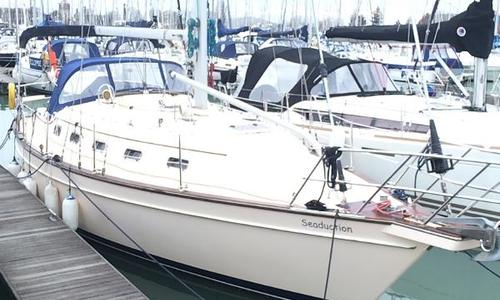 Image of Island Packet 370 for sale in United Kingdom for £135,000 Beaulieu, United Kingdom