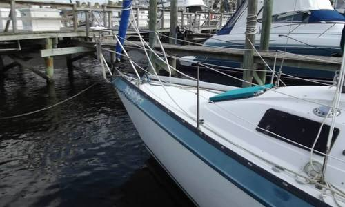 Image of Canadian Sailcraft 27 for sale in United States of America for $9,000 (£6,756) Slidell, Louisiana, United States of America