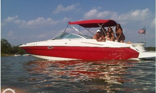 Image of Monterey 268SS for sale in United States of America for $38,099 (£26,762) Hickory Creek, Texas, United States of America