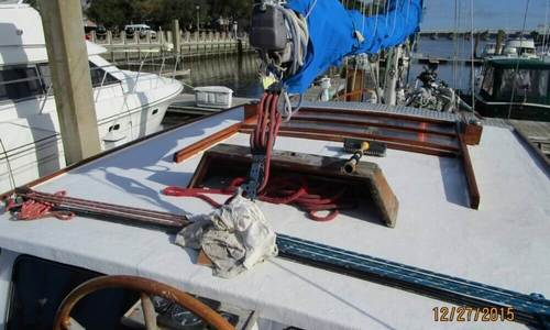 Image of Sea Finn 411 Motorsailer for sale in United States of America for $75,000 (£57,666) Green Cove Springs, Florida, United States of America
