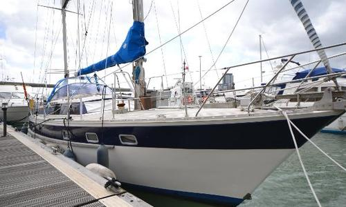 Image of Van De Stadt 40 ocean going for sale in United Kingdom for £39,995 Southampton, United Kingdom