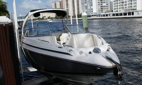 Image of Larson LXI 288 for sale in United States of America for $77,800 (£58,806) Hollywood, Florida, United States of America
