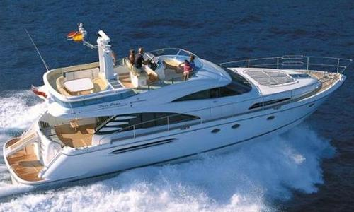 Image of Fairline Squadron 58 for sale in Greece for €420,000 (£371,895) Greece