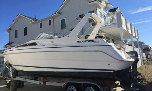 Image of Wellcraft Excel 26 SE for sale in United States of America for $8,000 (£6,071) N Wildwood, New Jersey, United States of America