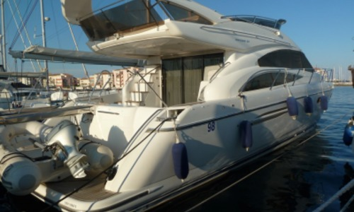 Image of Princess 57 for sale in France for €325,000 (£287,985) France