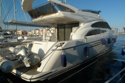 Princess 57 for sale in France for €325,000 (£287,985)