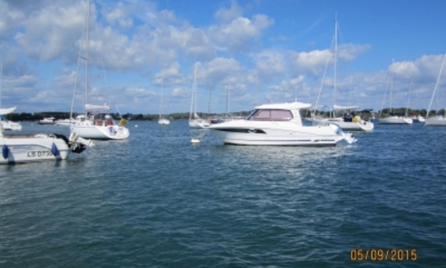 Image of Beneteau ANTARES 880 HB for sale in France for €63,000 (£56,462) AURAY, France