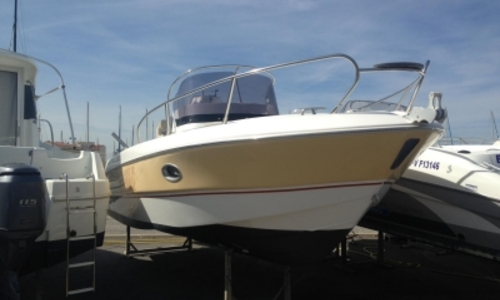 Image of Sessa Marine KEY LARGO 22 DECK for sale in France for €23,900 (£21,420) SAINT CYPRIEN, France