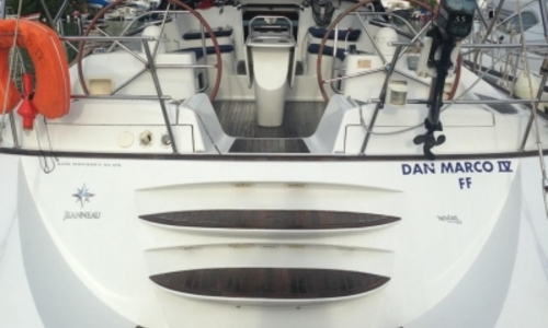Image of Jeanneau Sun Odyssey 54 DS for sale in France for €205,000 (£183,091) LE MARIN, France