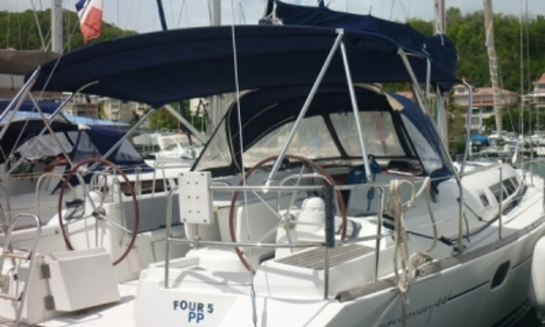 Image of Jeanneau Sun Odyssey 44i for sale in France for €130,000 (£115,520) LE MARIN, France