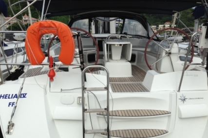 Jeanneau Sun Odyssey 53 for sale in France for €200,000 (£177,222)