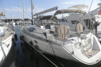 Jeanneau Sun Odyssey 50 DS for sale in France for €230,000 (£205,090)