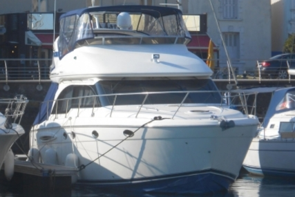 Meridian 411 for sale in France for €220,000 (£193,648)