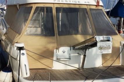 Prestige 46 for sale in France for €285,000 (£252,767)