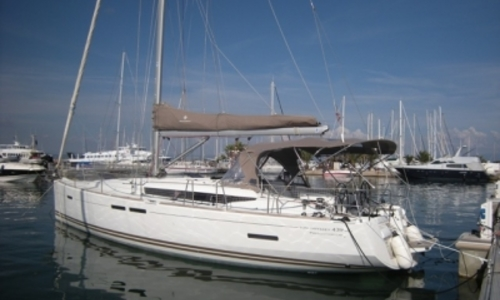 Image of Jeanneau Sun Odyssey 439 for sale in France for €160,000 (£142,337) HYERES, France