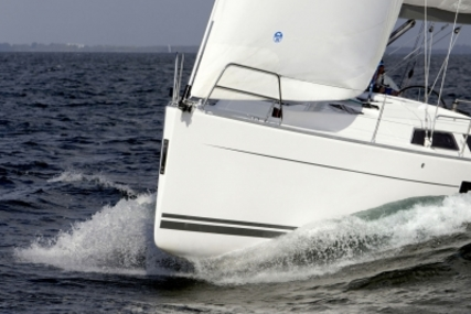 Hanse 400 for sale in Spain for €89,900 (£79,000)